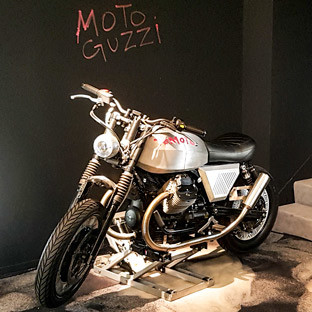 Foto de La moto customizada de Tom Dixon